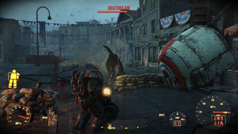 Fallout 4 (XBO)  © Bethesda 2015   4/7