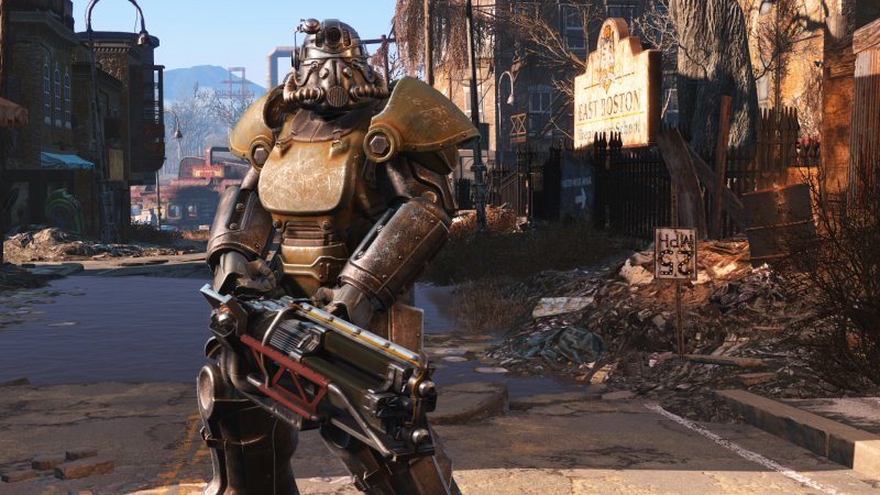 Fallout 4 (XBO)  © Bethesda 2015   6/7