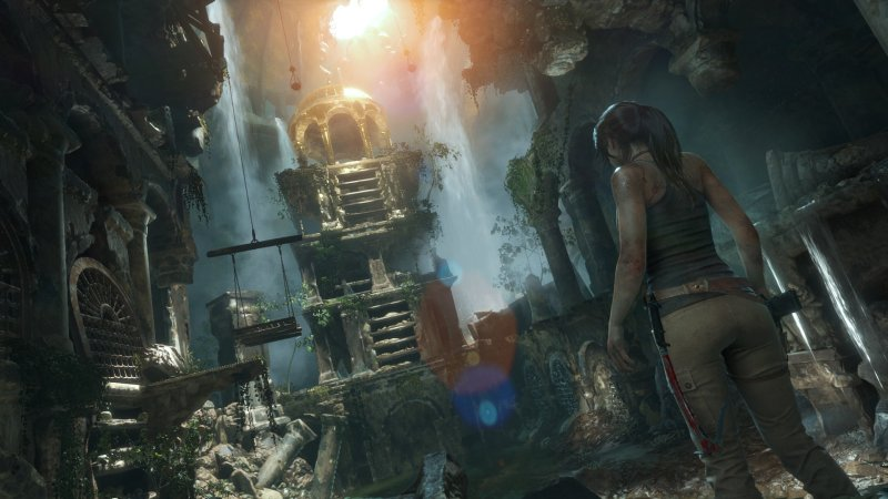 Rise Of The Tomb Raider (XBO)   © Square Enix 2015    5/6