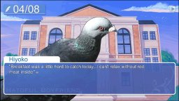 Hatoful Boyfriend (PS4)   © Devolver Digital 2015    1/3