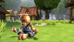 Legend Of Kay Anniversary (WU)  © Nordic Games 2015   3/3