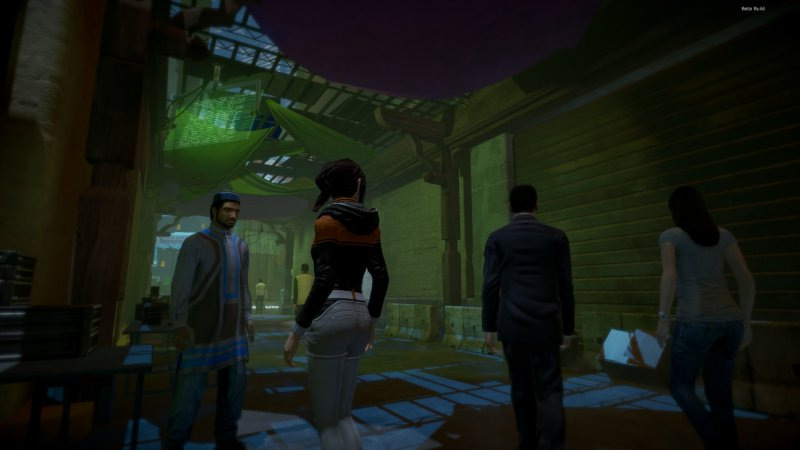 Dreamfall Chapters (PC)   © Red Thread 2014    4/6