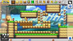 Super Mario Maker (WU)  © Nintendo 2015   1/6