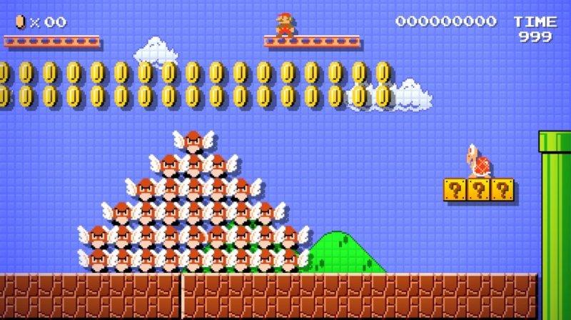 Super Mario Maker (WU)  © Nintendo 2015   4/6