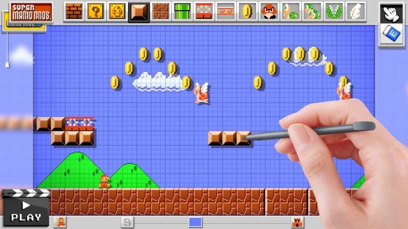 Super Mario Maker (WU)  © Nintendo 2015   6/6