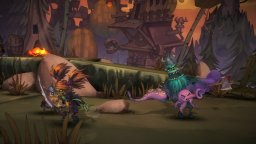 Zombie Vikings (PS4)   © Zoink 2015    1/4