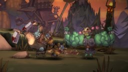 Zombie Vikings (PS4)   © Zoink 2015    3/4