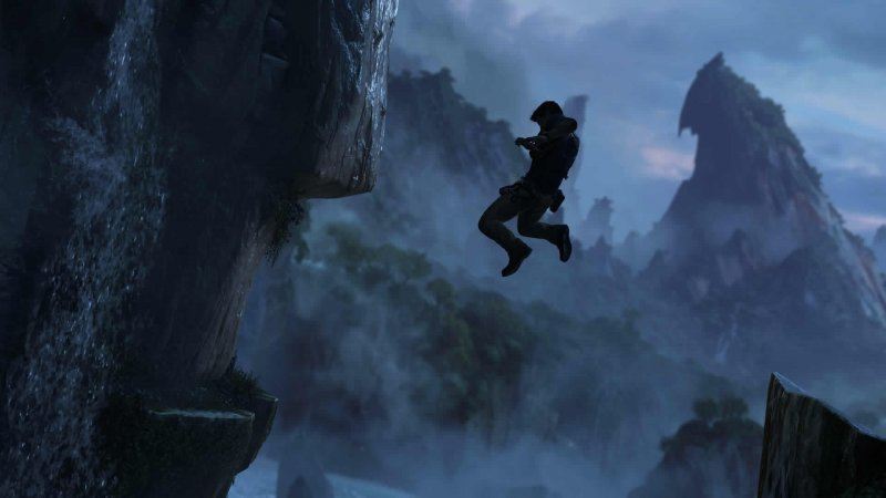 Uncharted 4: A Thief's End (PS4)   © Sony 2016    7/8