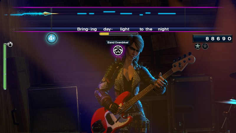 Rock Band 4 (PS4)   © Mad Catz 2015    4/7