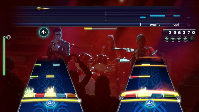 Rock Band 4 (PS4)   © Mad Catz 2015    5/7