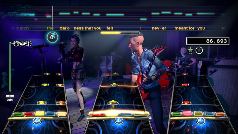 Rock Band 4 (PS4)   © Mad Catz 2015    7/7