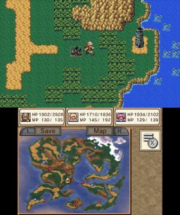 Chronus Arc (3DS)   © Kemco 2015    3/3
