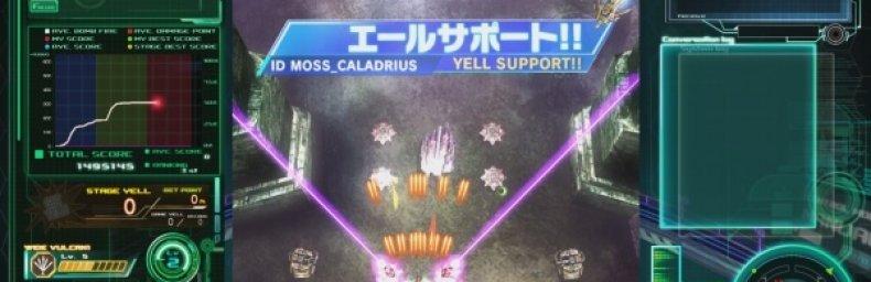 <h2 class='titel'>Raiden V</h2><div><span class='citat'>&bdquo;Raiden V udkommer til Xbox One d. 25. februar i Japan.  Umiddelbart bemærker jeg at der er langt flere baner, med forskellige valgbare muligheder som i Darius.  Spillet er oprettet i P:R databasen med de officielle teas...&ldquo;</span><span class='forfatter'>- Per S</span></div>
