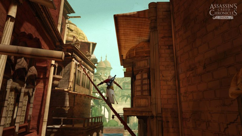 Assassin's Creed Chronicles: India (PS4)   © Ubisoft 2016    4/4