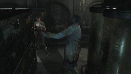 Resident Evil Zero: HD Remaster (PS4)  © Capcom 2016   2/3