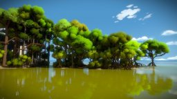 The Witness (PS4)   © Thekla 2016    1/4