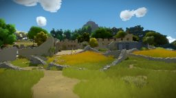 The Witness (PS4)   © Thekla 2016    2/4