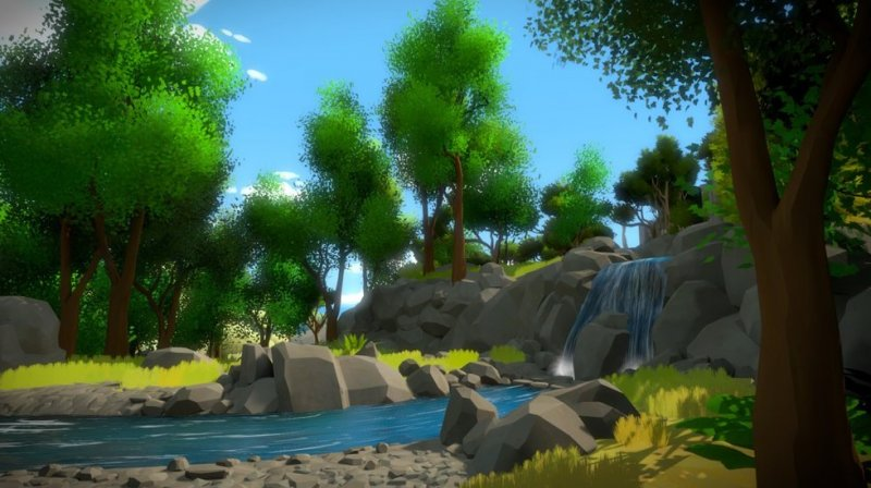 The Witness (PS4)   © Thekla 2016    4/4