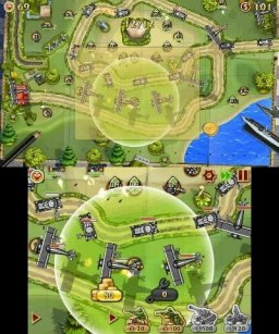 Toy Defence (3DS)  © Circle Entertainment 2016   1/3