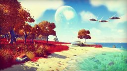 No Man's Sky (PS4)   © Hello Games 2016    2/5