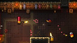 Enter The Gungeon (PS4)   © Devolver Digital 2016    2/3