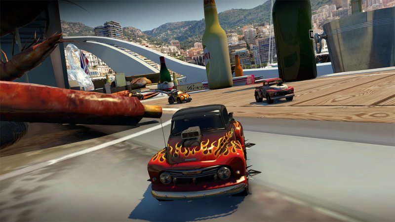 Table Top Racing: World Tour (PS4)  © Ripstone 2016   5/6