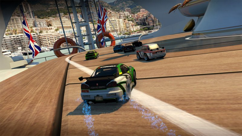 Table Top Racing: World Tour (PS4)   © Ripstone 2016    6/6