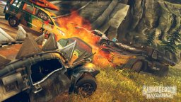 Carmageddon: Max Damage (PS4)   © Stainless 2016    1/3