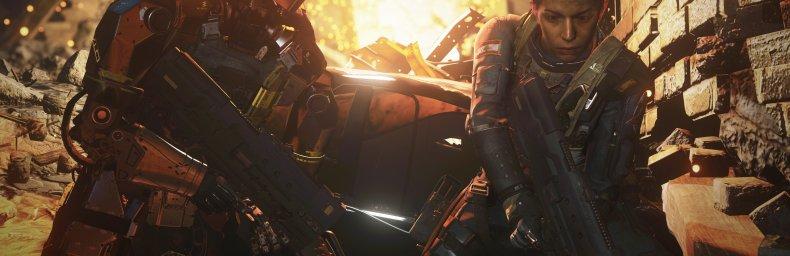 <h2 class='titel'>Call Of Duty: Infinite Warfare</h2><div><span class='citat'>&bdquo;Sony har en begrænsning i system, der gør at man ikke kan putte flere multiplayer spil på en enkelt Blu. Samme issue med Dead Island, hvor man skal downloade Riptide på PS4, men ikke på Xbox One. Der er nok en shortsigh...&ldquo;</span><span class='forfatter'>- slk486</span></div>