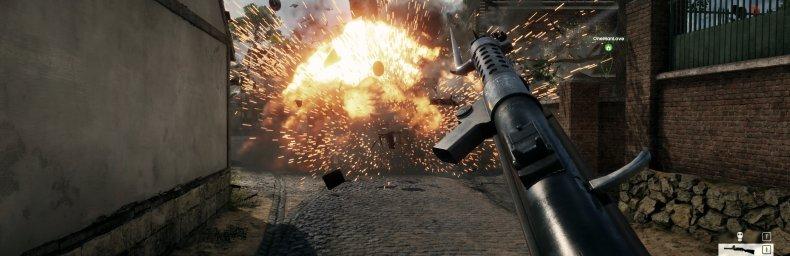 <h2 class='titel'>Battlefield 1</h2><h2 class='score'>6/10</h2><div><span class='citat'>&bdquo;SP: En mindre kavalkade af små bidder af første verdenskrigs historie blandes med de fartøjer og våben spillet byder på i multiplayer i en ret tam, men velpoleret singleplayer-del.&ldquo;</span><span class='forfatter'>- quad</span></div>