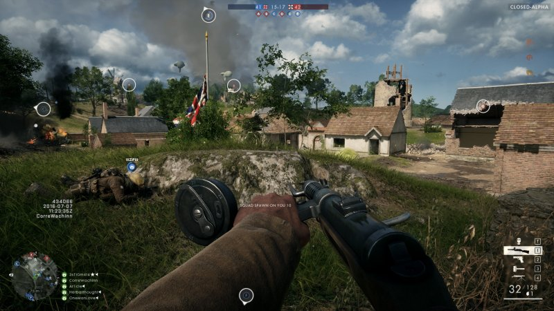 Battlefield 1 (PC)   © EA 2016    4/5