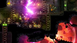 SteamWorld Heist (PS4)   © Image & Form 2016    1/3