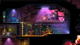 SteamWorld Heist (PS4)   © Image & Form 2016    2/3
