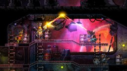 SteamWorld Heist (PS4)   © Image & Form 2016    3/3