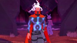 Furi (PS4)   © The Game Bakers 2016    2/4