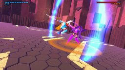 Furi (PS4)   © The Game Bakers 2016    3/4