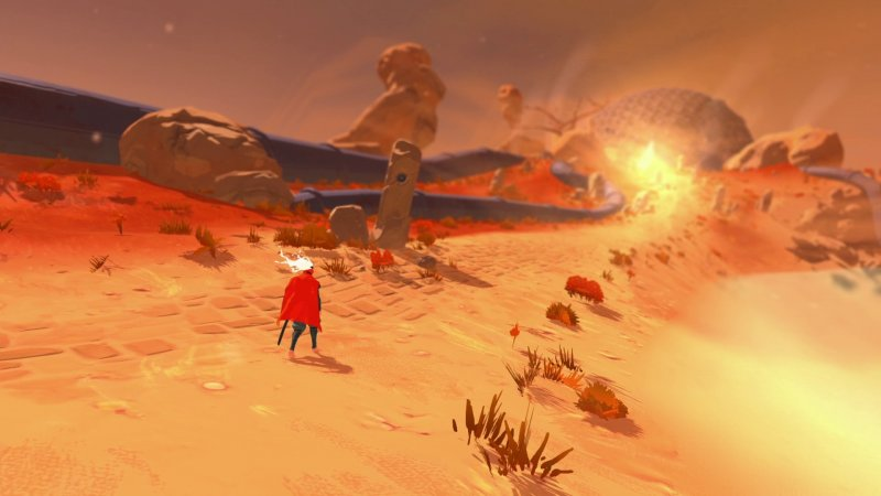 Furi (PS4)   © The Game Bakers 2016    4/4