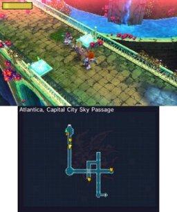 7th Dragon III Code: VFD (3DS)  © Sega 2015   3/4