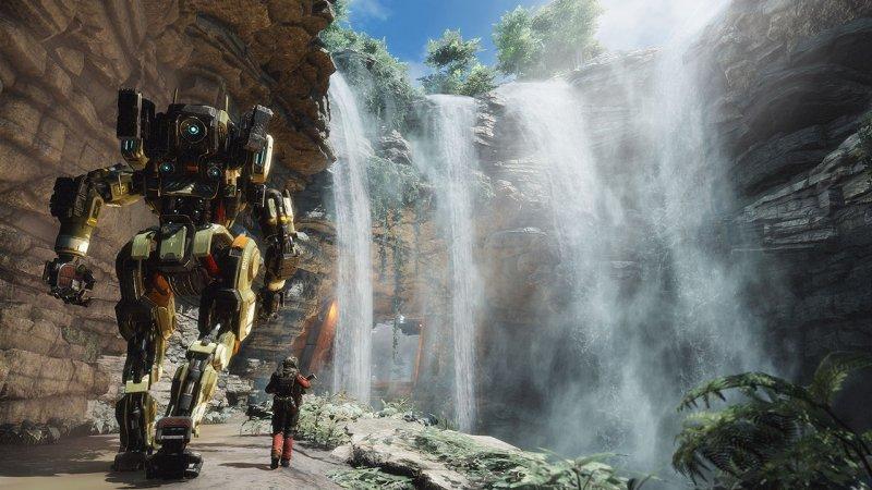 Titanfall 2 (PS4)  © EA 2016   4/5