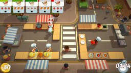 Overcooked (PS4)  © Team17 2016   1/3