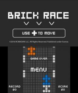Brick Race (3DS)  © RCMADIAX 2016   1/3