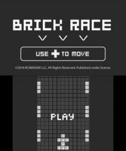 Brick Race (3DS)  © RCMADIAX 2016   3/3