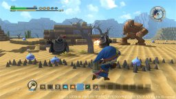 Dragon Quest Builders (PS4)   © Square Enix 2016    1/3