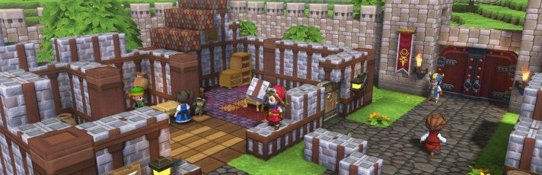 <h2 class='titel'>Dragon Quest Builders</h2><div><span class='citat'>&bdquo;Et par tanker omkring spillet her efter jeg fik spillet første Chapter igennem som led i min mission om at komme gennem så mange DQ spil som muligt inden 11'eren udkommer.  Det har jo fået en generelt rigtig god modtage...&ldquo;</span><span class='forfatter'>- Sumez</span></div>