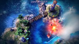 Sky Force Anniversary (PS4)   © Infinite Dreams 2016    3/3