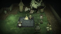 Don't Starve Together: Console Edition (PS4)   © Klei 2016    1/3