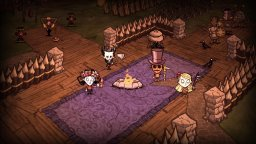 Don't Starve Together: Console Edition (PS4)  © Klei 2016   2/3