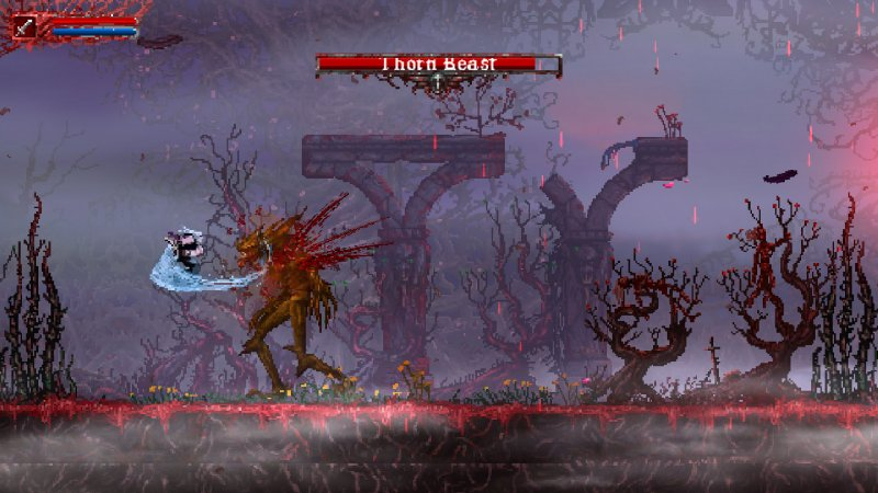 Slain: Back From Hell (PS4)   © Digerati Distribution 2017    6/7