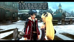 The Legend Of Heroes: Trails Of Cold Steel II (PS3)   © NIS America 2014    2/3