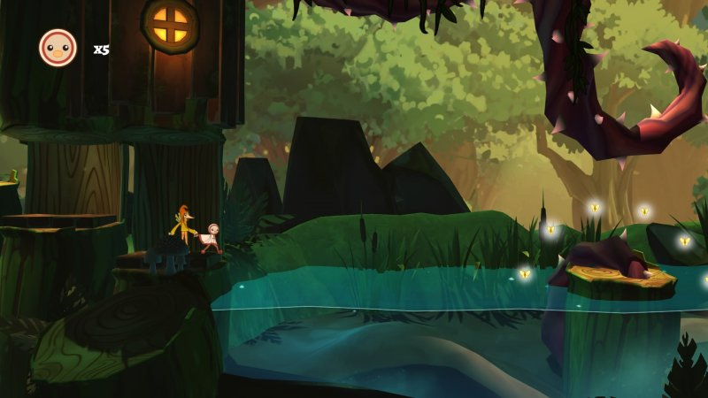 Shu (PS4)   © Coatsink 2016    4/6